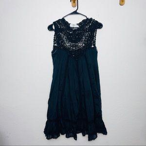 Zimmermann Crochet Cotton Dress